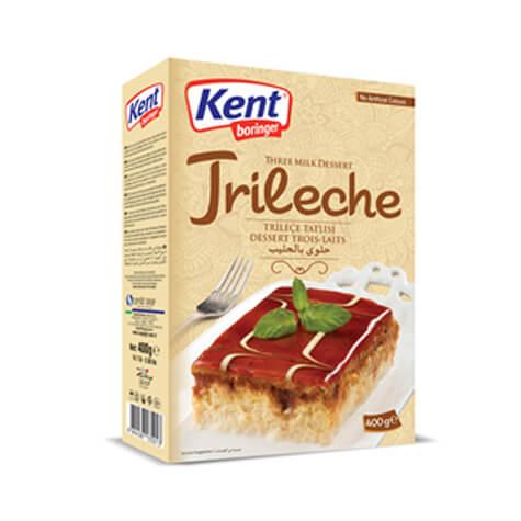 170153 - KENT Trileche Dessertmix 480gx12
